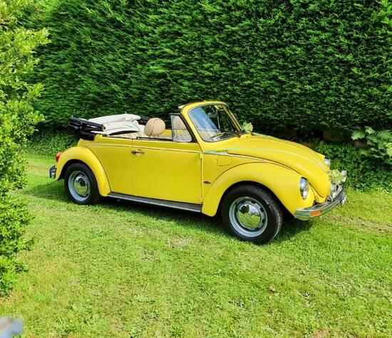 "Unser VW Käfer ""Sunny"" Jg. 1968"