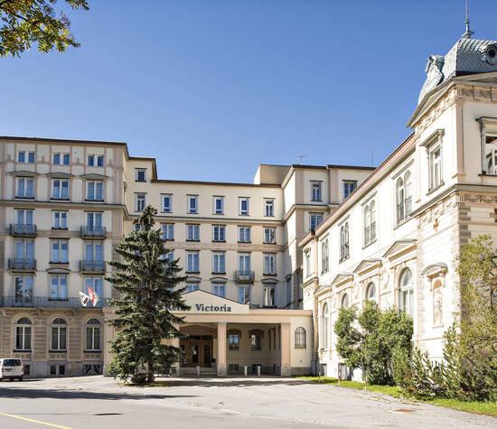 Hotel Reine Victoria - Sommer