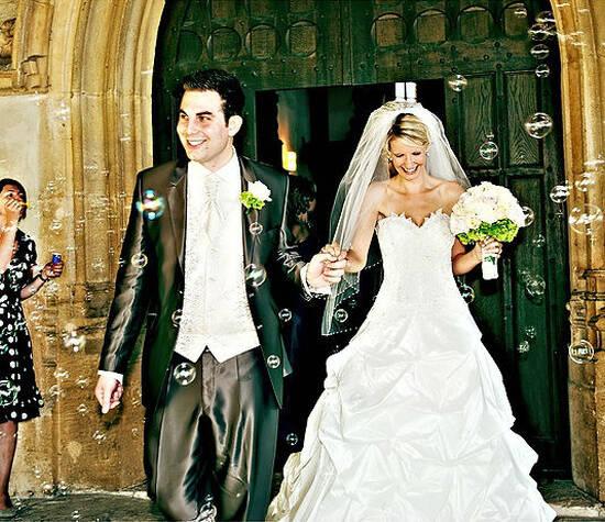 Beispiel: Professionelle Hochzeitsfotografie, Foto: Fine Art Wedding Photography.