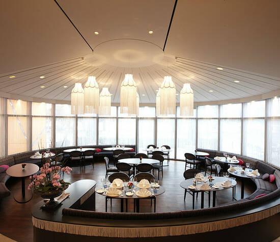 Restaurant Pavillon Foto: Hotel Schweizerhof Luzern