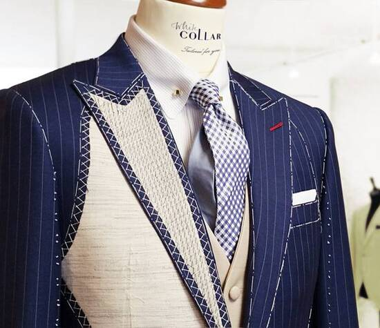 White Collar - massgeschneiderte Mode
