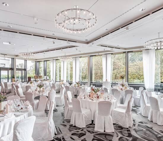 Zürich Marriott Hotel - Millennium Ballsaal