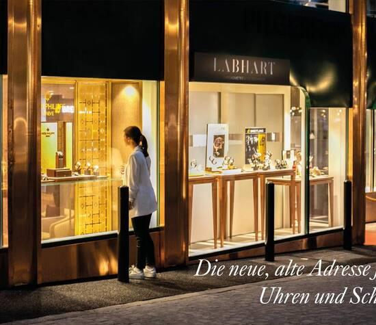 LABHART Chronometrie & Goldschmiede