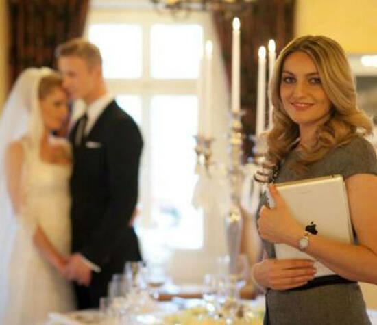 Ihre Hochzeitsplanerin Eva Hauser, Wedding & Events www.wedding-events.ch