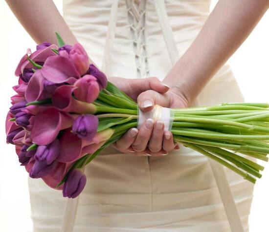 Beispiel: Von Brautkleid bis Brautstrauß, Foto: LovelyEvents.