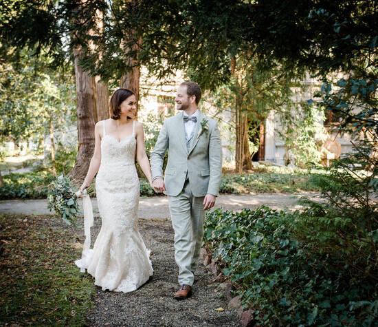Hochzeit in Thalwil