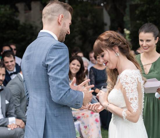 Festreden - freie Trauungen und Zeremonien - Eveline Bürgi