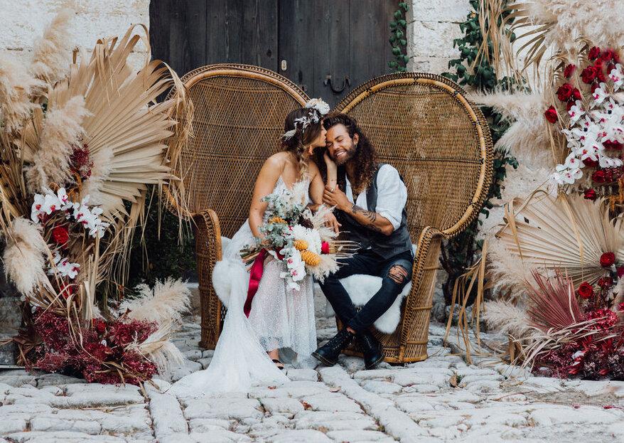 Unsere Hochzeitsdienstleister-Empfehlungen im Februar