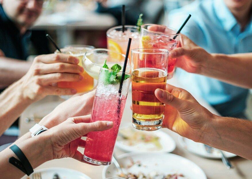 Wie wähle ich die richtigen Getränke für meine Hochzeit?  Tipps zu Drinks & Dienstleistern!