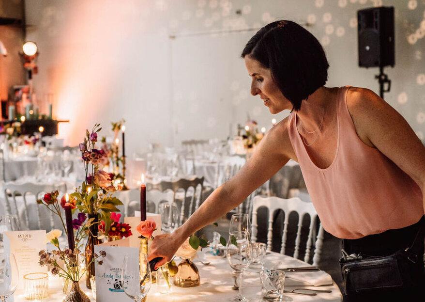 Hochzeitsplaner mit dem gewissen Extra –Hier wird jeder Wunsch erfüllt