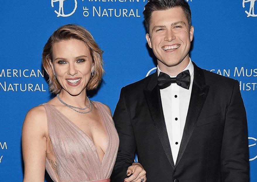 Scarlett Johansson hat sich zum dritten Mal verlobt