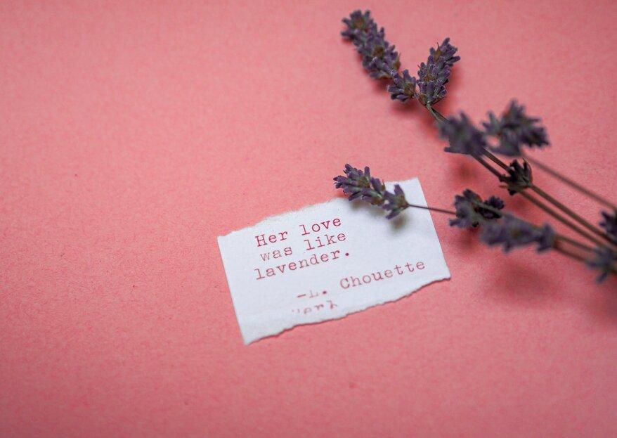 Gedichte zur Hochzeit! Zeig deine Liebe mit ein paar schönen Zeilen.