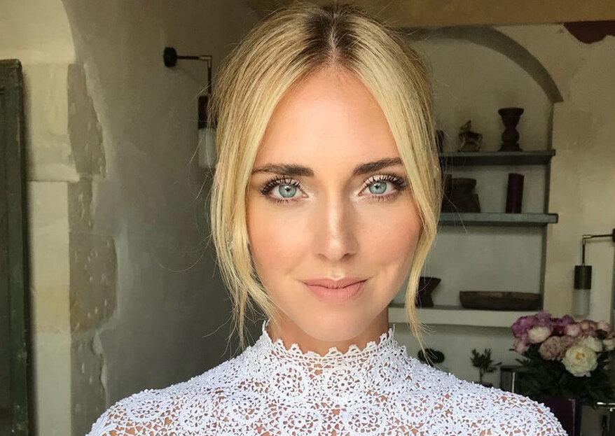 Chiara Ferragni's zauberhaftes Hochzeits-Make-Up zum Nachschminken