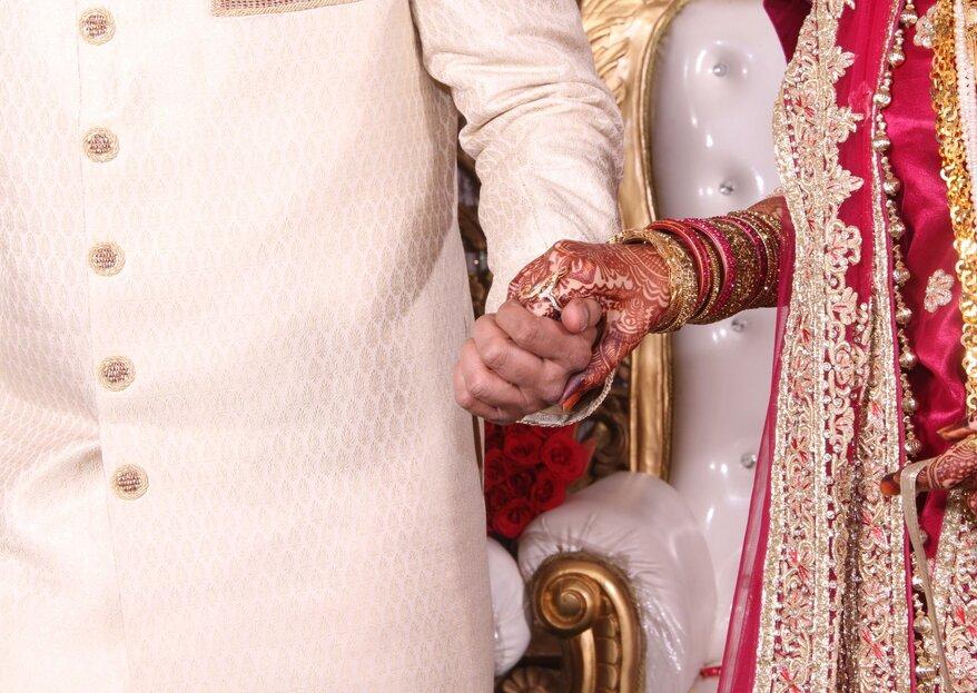 13 traditionelle Hochzeitskleider aus aller Welt