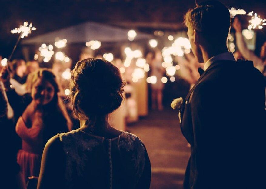 Spalier stehen bei deiner Hochzeit. Alle Infos und viele tolle Ideen für die Tradition
