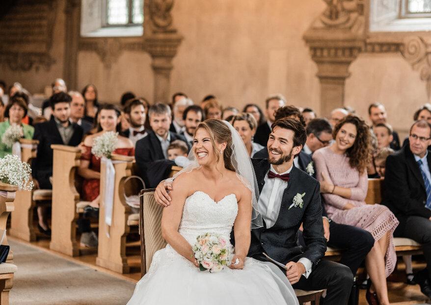 Hochzeit von Manuela & Pierre im Forsthaus: rustikal mit gemütlicher Atmosphäre