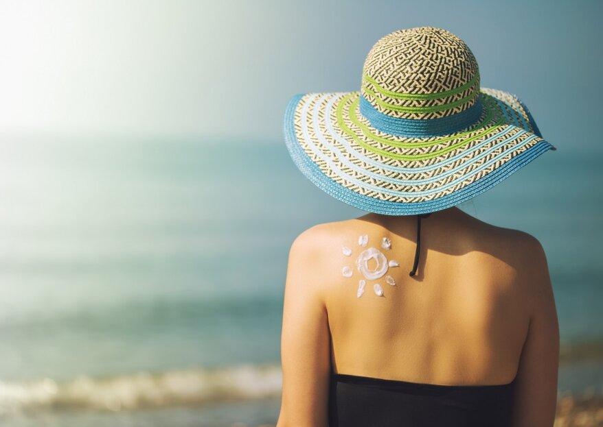 5 typische Fehler beim Auftragen von Sonnencreme