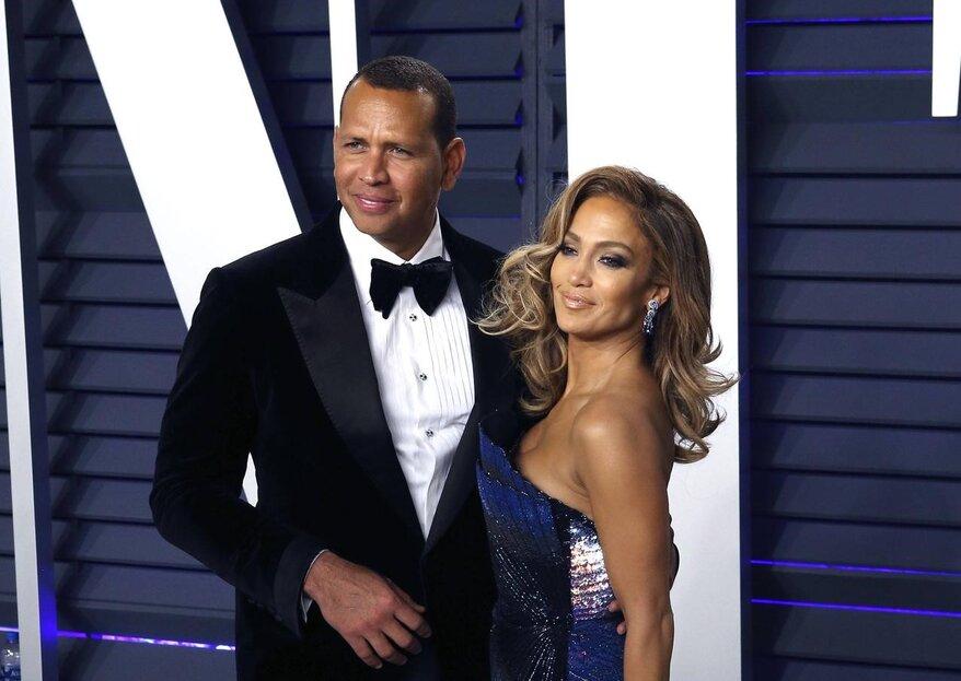 Jennifer Lopez und Alex Rodriguez haben sich verlobt!
