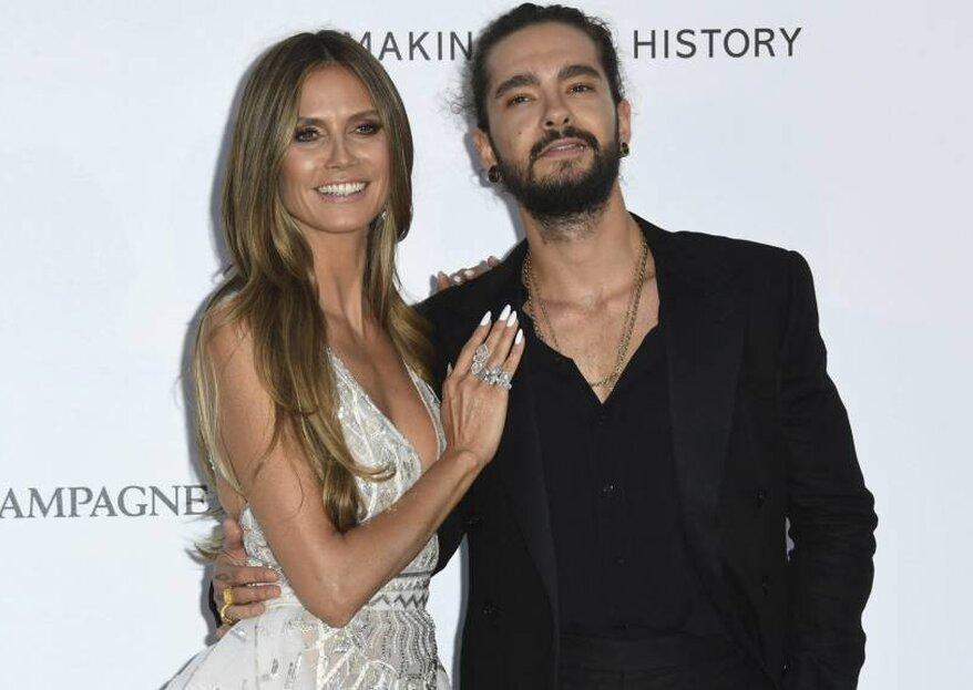 Alle Details zur Hochzeit von Heidi Klum und Tom Kaulitz