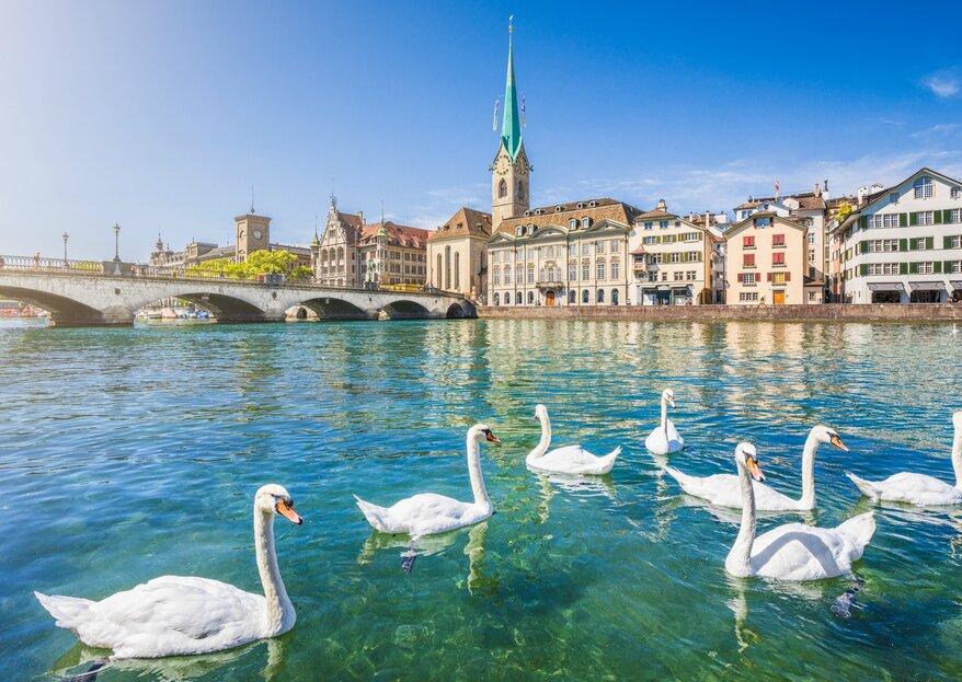 Die besten Hochzeitsfotografen für Zürich und Umgebung – Talentiert, leidenschaftlich und detailverliebt!