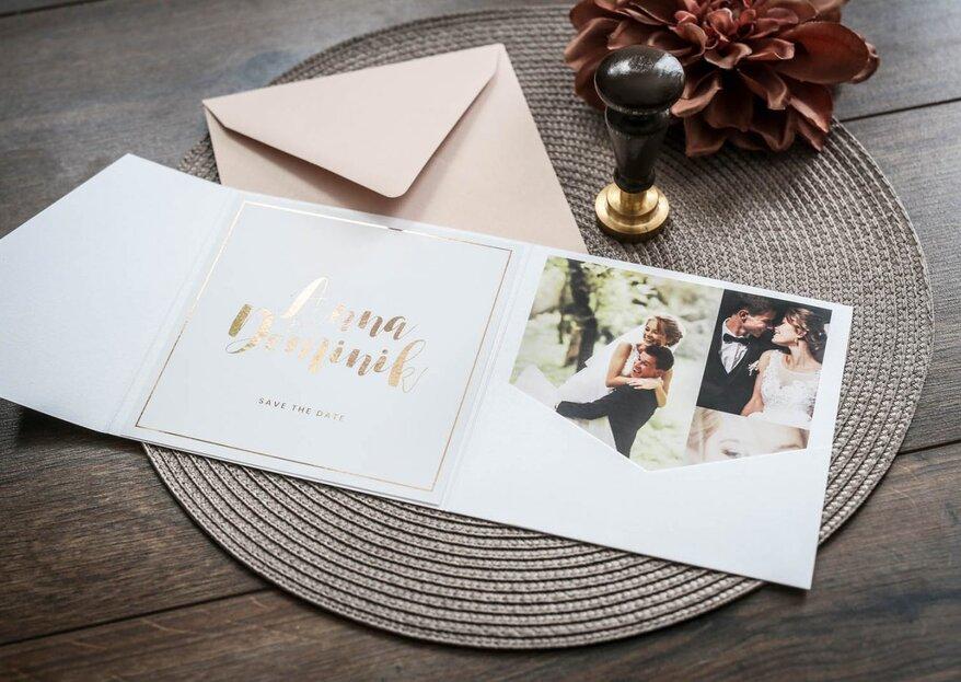 Paper Studio by Zankyou: Zauberhafte Papeterie für Ihre Hochzeit!