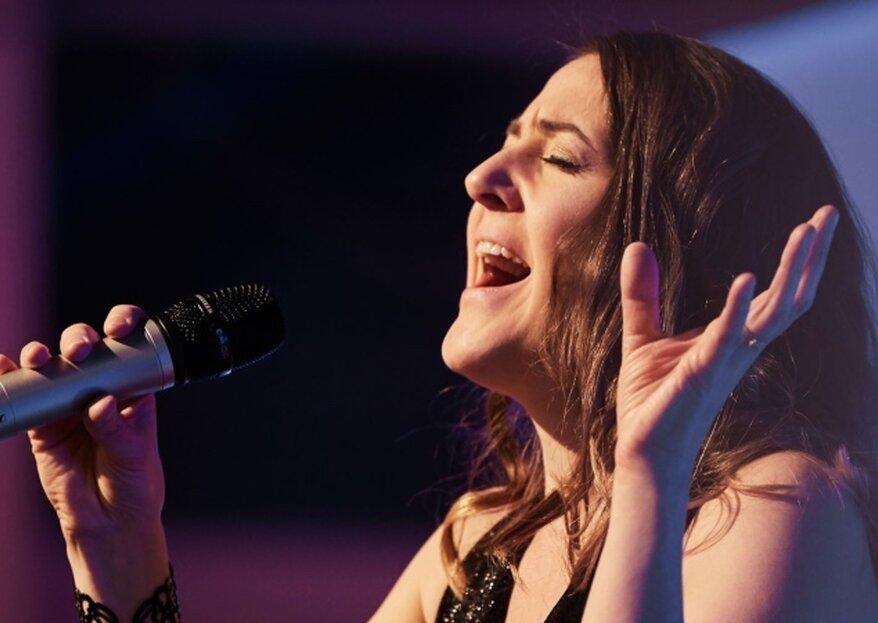 Soul & Charme für Ihre Hochzeit –Kennen Sie schon die Zürcher Sängerin Tabea Vocal?