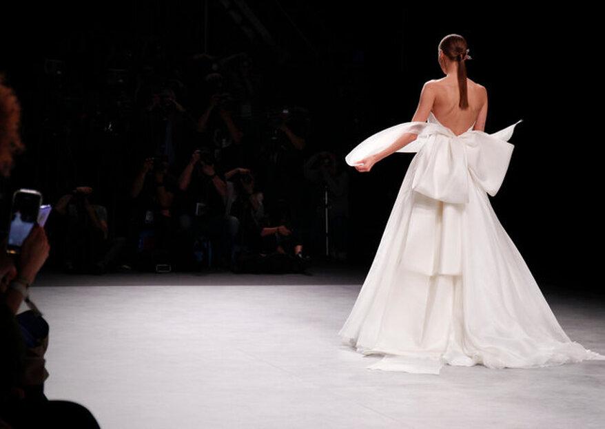 Die diesjährige Barcelona Bridal Fashion Week vereint die Modewelt für einen guten Zweck