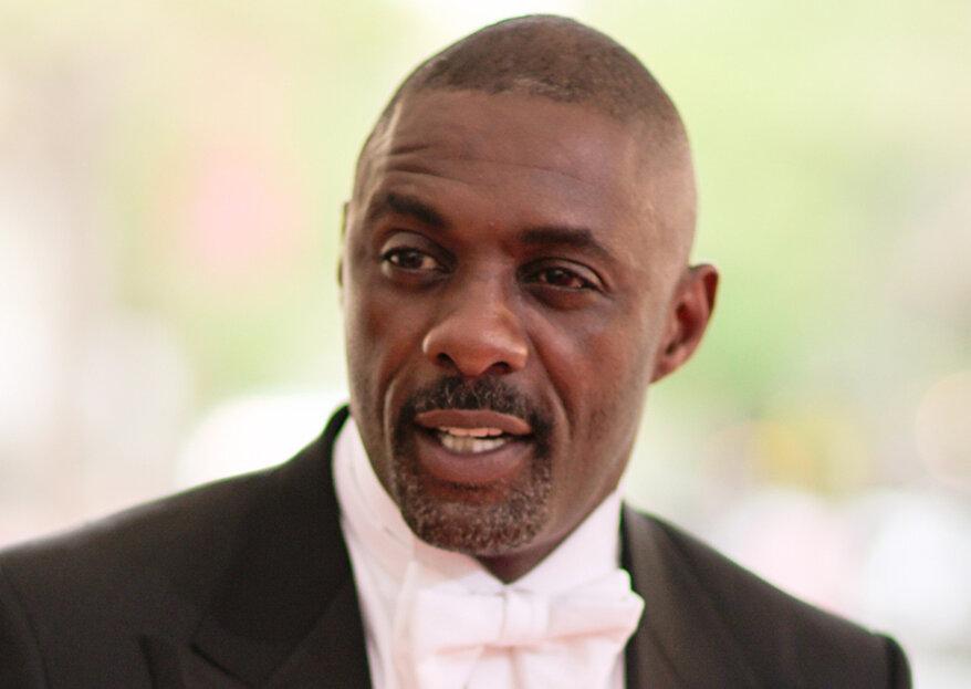 """Idris Elba: Der """"Sexiest Man Alive 2018"""" hat geheiratet"""