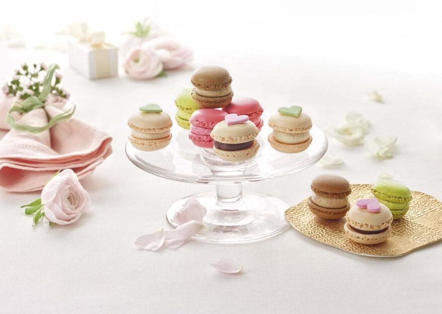 Hochzeitstorte, Pralinés & Co: Confiserie Sprüngli versüsst Ihre Hochzeit