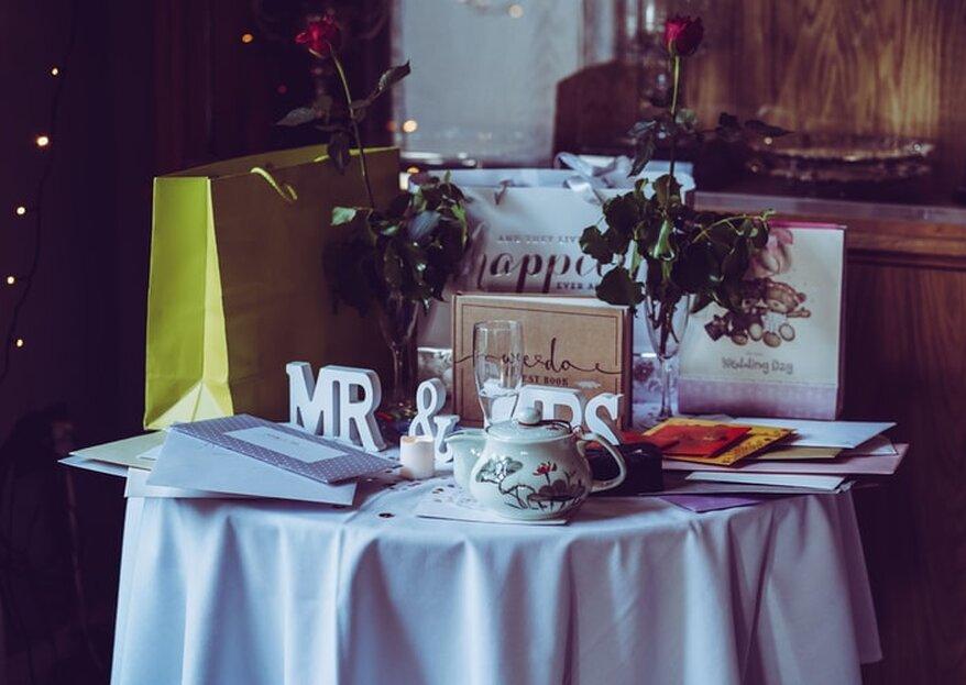 Was schenkt man zur Hochzeit? Wir geben euch kreative Ideen für Hochzeitsgeschenke