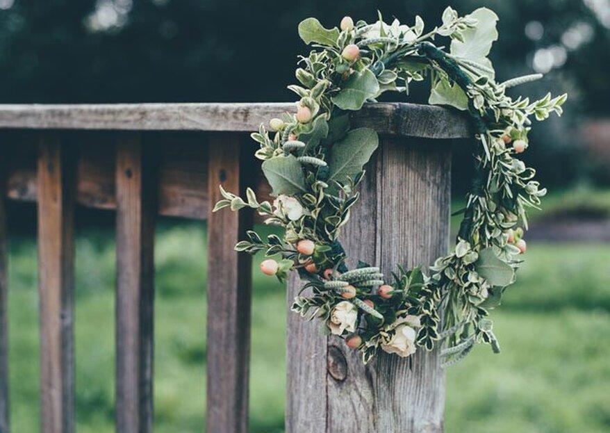 Ihre Green Wedding: Nachhaltig heiraten leicht gemacht!