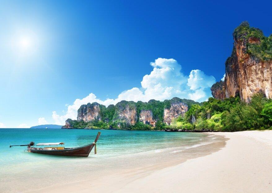 Das Flitterwochen-Paradies schlechthin – Warum Thailand bei Brautpaaren in der Schweiz so beliebt ist