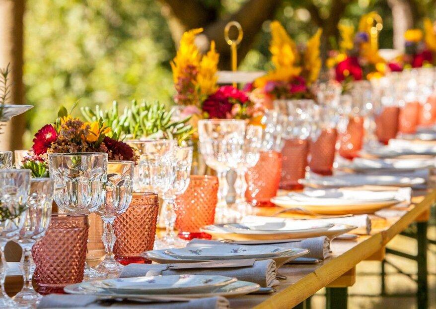 Hochzeits-Deko Trends 2019: Das ist dieses Jahr angesagt!