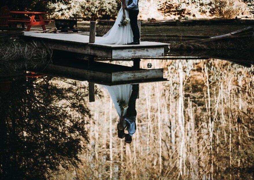 Von Brautkleid bis Dekoration: Das sind die Hochzeitstrends für 2021!