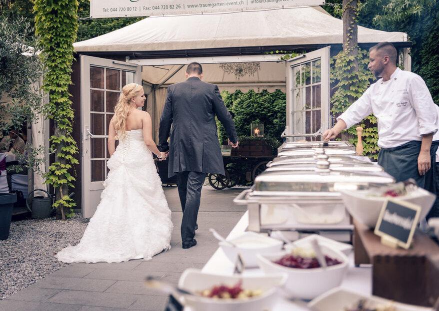 Diese Fehler sollten Sie bei der Planung Ihrer Hochzeit vermeiden