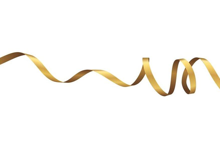 """Das """"Goldene Band"""" vom Wedding Award Switzerland geht in die nächste Runde!"""