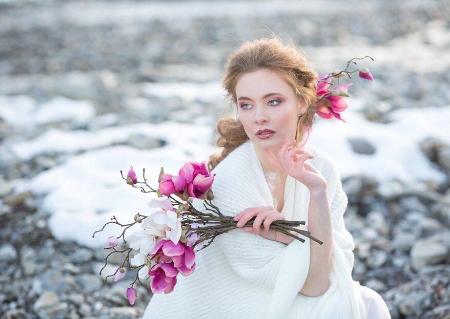 Bridal Spring Inspiration – die unberührte Schönheit des Frühlings verzaubert Herz und Sinne!