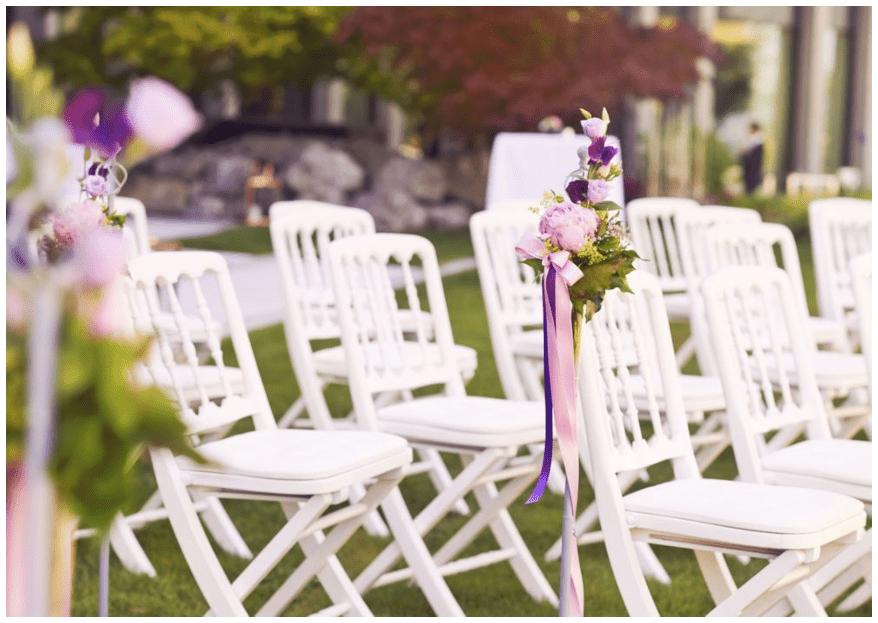 Hochzeiten, so einzigartig wie das Brautpaar – Casual, mediterran-légère oder doch klassisch modern?