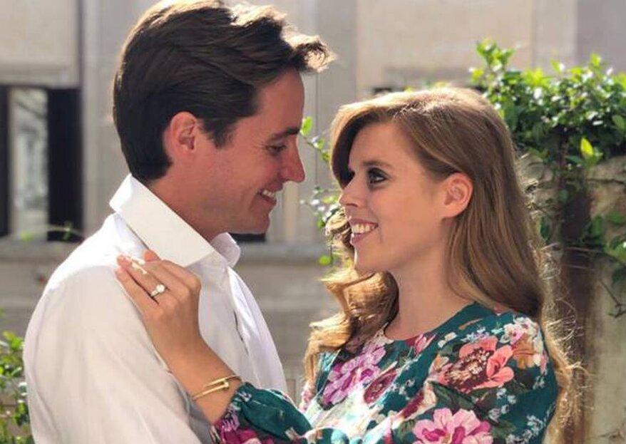 Prinzessin Beatrice von York hat sich verlobt