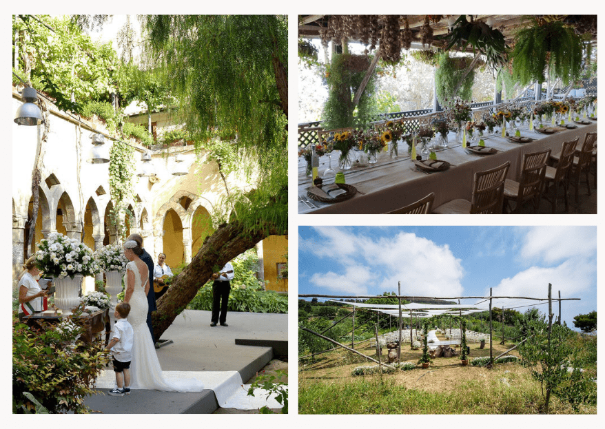 Belmare Weddings Events: Freut euch auf eine perfekt geplante Destination Wedding in Italien