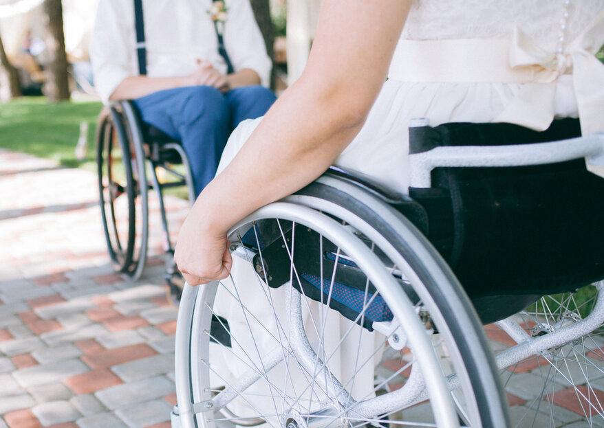 Ja-Wort mit Hindernissen – So verwirklichen Brautpaare mit Handicap ihre Traumhochzeit
