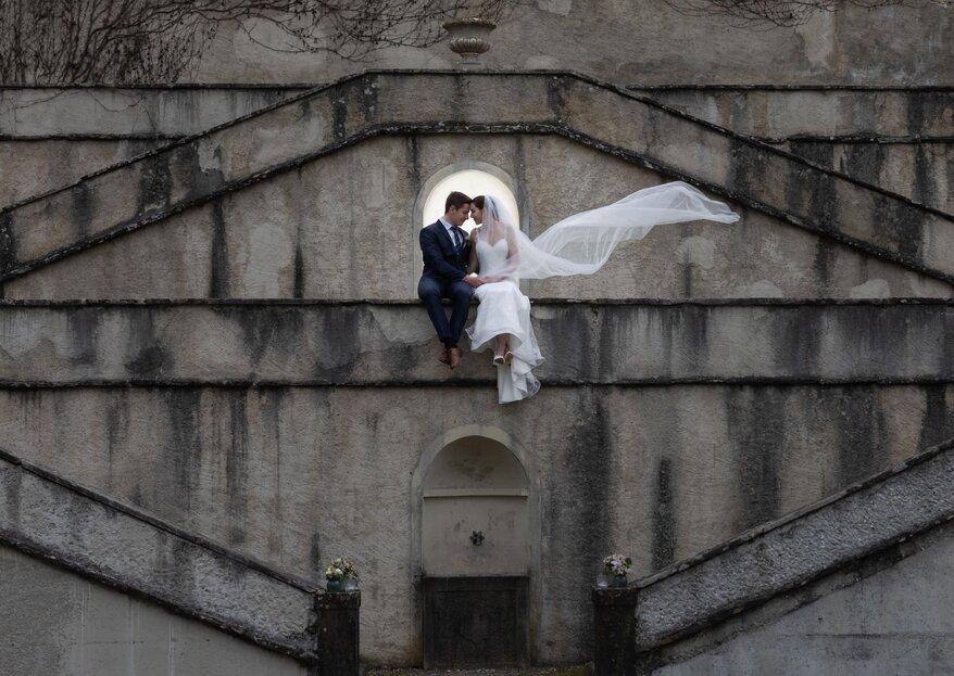 Hochzeitsfotos und Hochzeitsinspiration, die täuschen können!