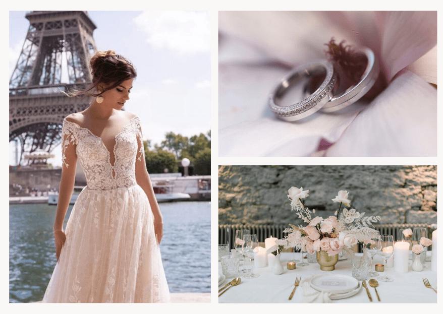 Heiraten, aber bitte mit Stil: Experten für eine elgante Hochzeit