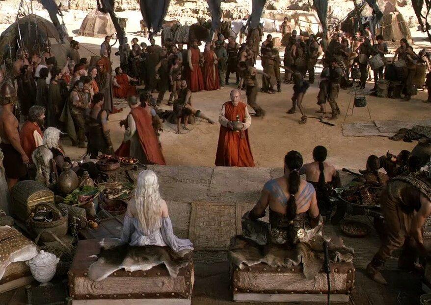 Die 8 spektakulärsten Game of Thrones-Hochzeiten