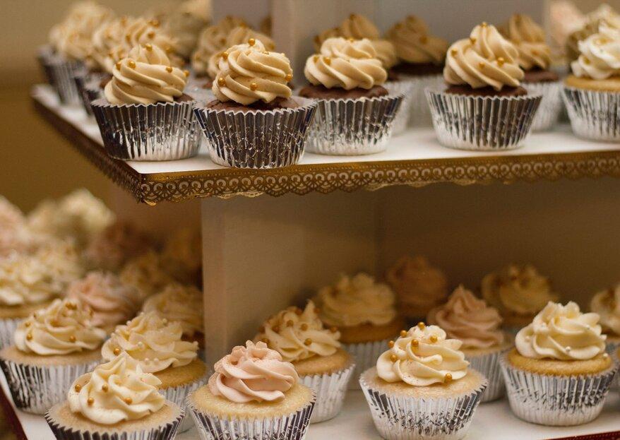 Weihnachtliches Rezept für Gingerbread Cupcakes