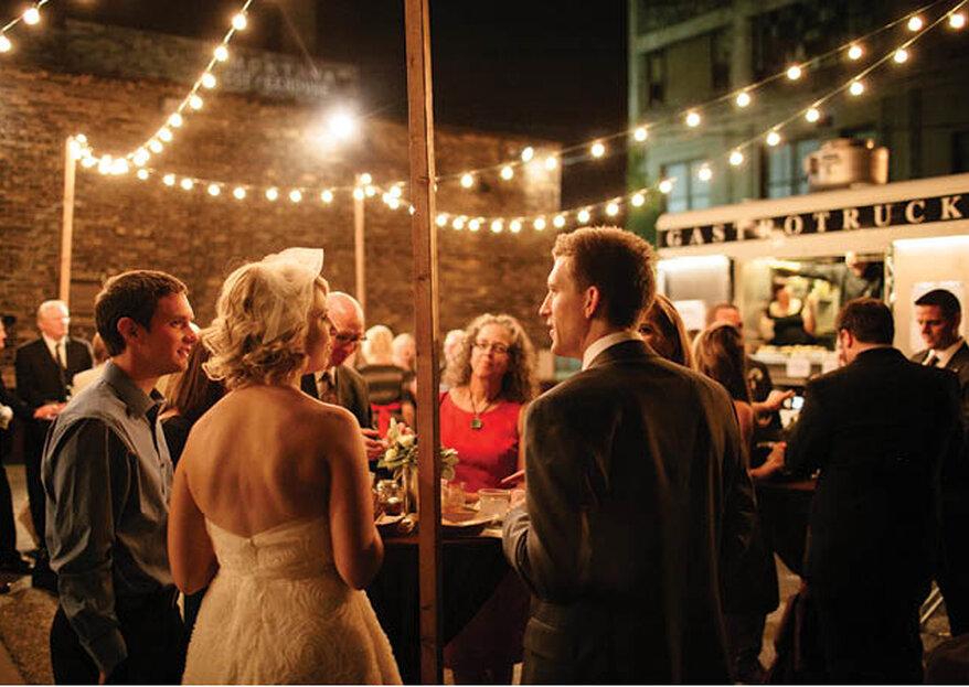 Der Mitternachtssnack auf der Hochzeit - 12 coole Ideen!