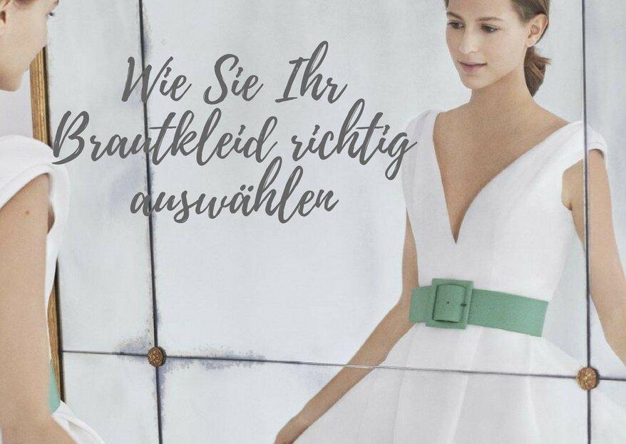 Wie Du Dein Brautkleid richtig auswählst - In 5 Schritten zum Traumkleid
