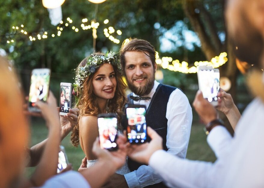 Unplugged Wedding - So bleibt Ihre Hochzeit handyfreie Zone!