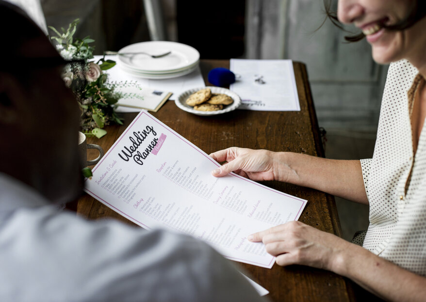 Die ultimative Checkliste für die Hochzeit zum Ausdrucken!