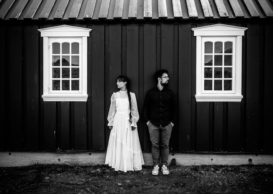 Schweizer Hochzeitsfotografen und ihre besten Hochzeitfotos in Schwarz-Weiss